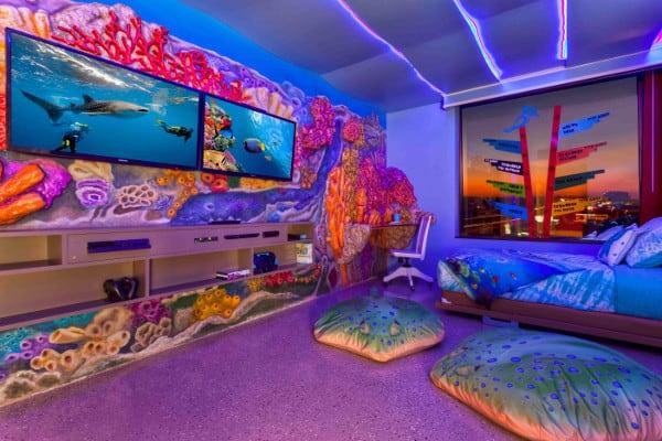 Omni Hotel San Antonio Aquatica Suite