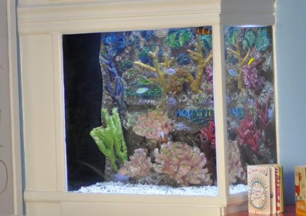 Omni San Antonio Aquatic Suite Aquarium