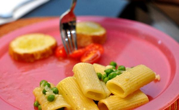 Rigatoni Dinner that Kids Love