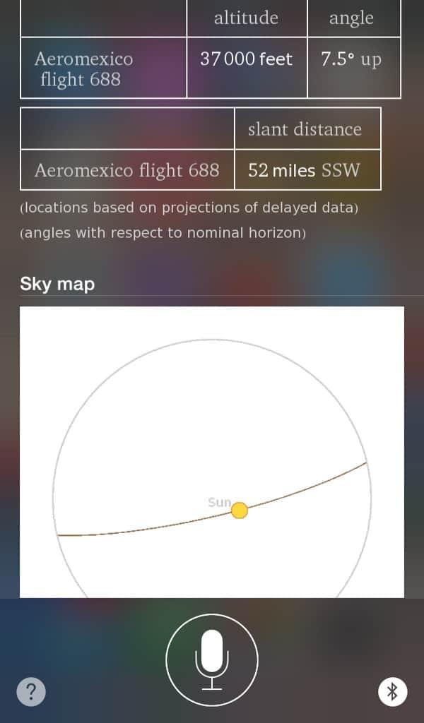 Siri Airplane