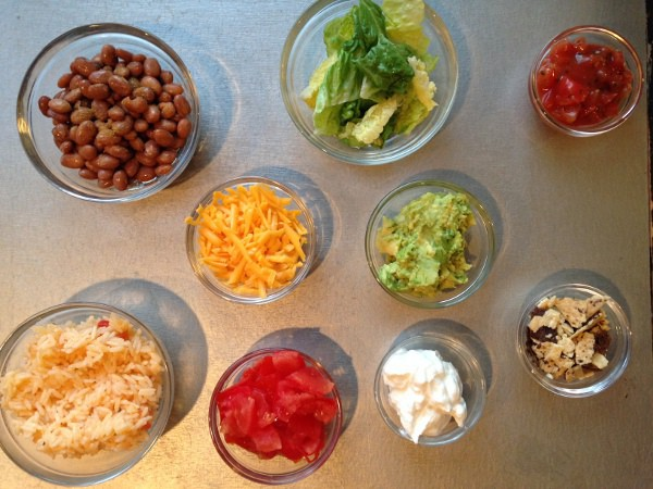 Beef Taco Toppings Liss Cardio Workout