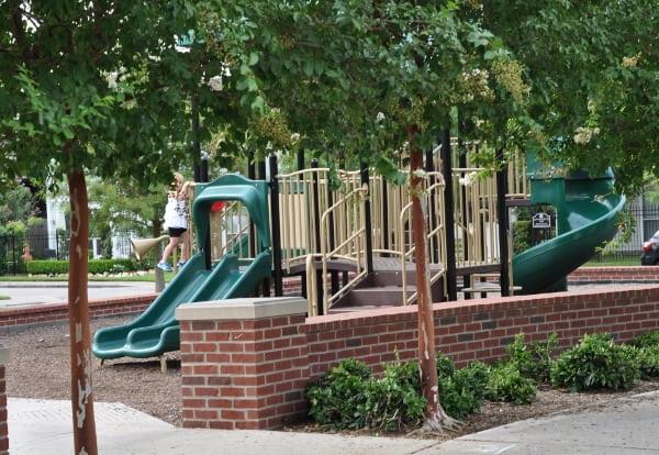 West Webster Park Playground