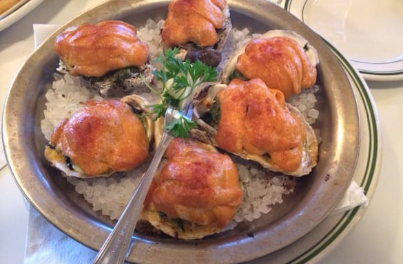 Goode Company Seafood Oysters Rockefeller