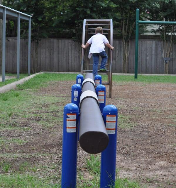 Roberts Spark Park Balance Beam