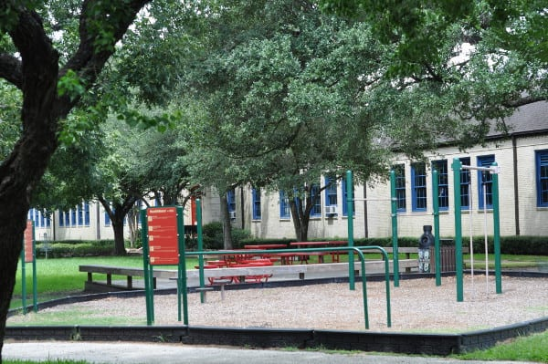 Roberts Spark Park Fitness Park