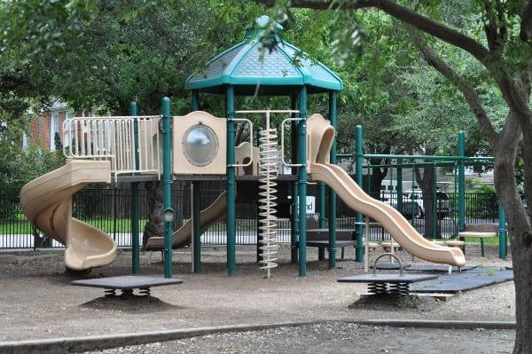 Roberts Spark Park Playground
