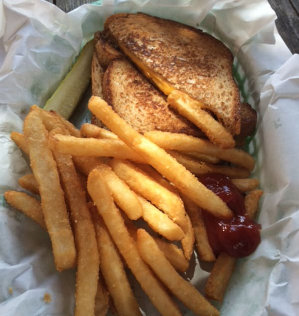 Buffalo Grille Grilled Cheese