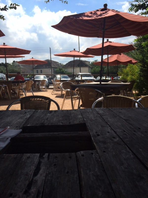 Buffalo Grille Patio