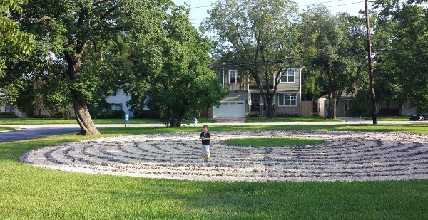 Faith Lutheran Labyrinth