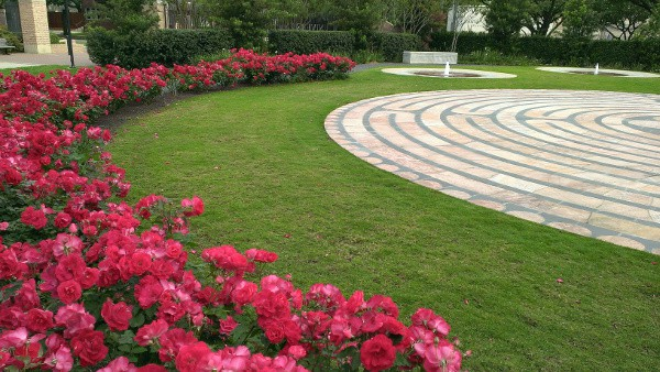 Labyrinth at University of St. Thomas