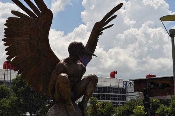 Wings by George R Brown