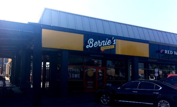 Bernies Burger Bus