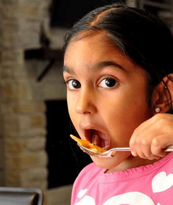 Eating One Pot Pasta 1