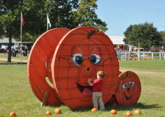 Oil Ranch Big Pumpkins