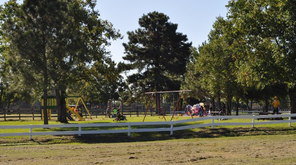 Oil Ranch Playground