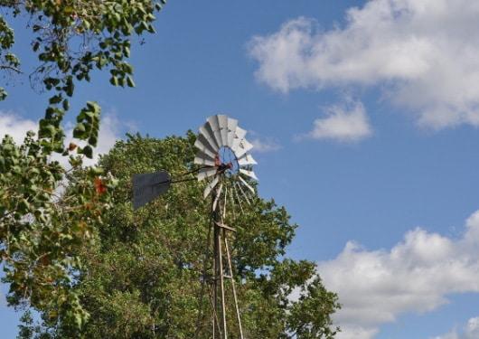 Oil Ranch Windmill