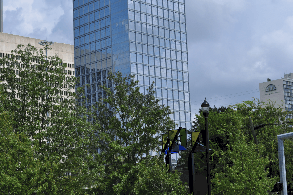 View from Midtown Park