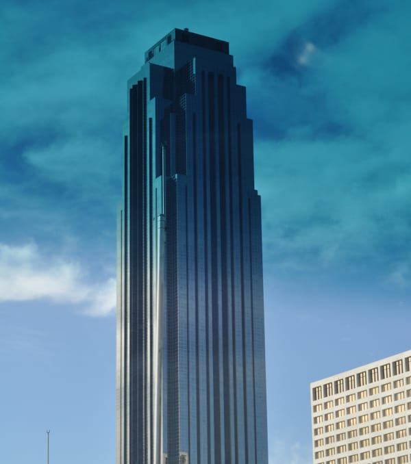 Williams Tower Houston Galleria