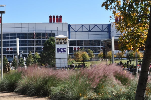 Things to do in Houston this weekend.  The ICE opens at Discovery Green.