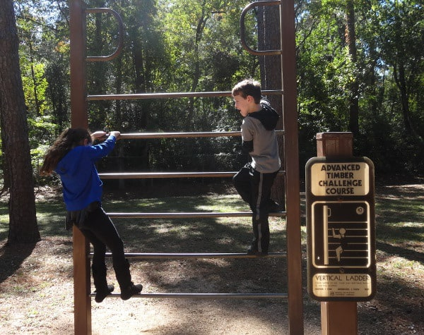 Schott Park Humble Climbing in Park