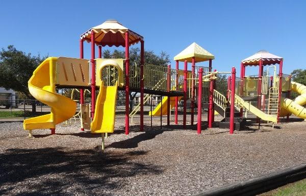 Schott Park Humble Playground