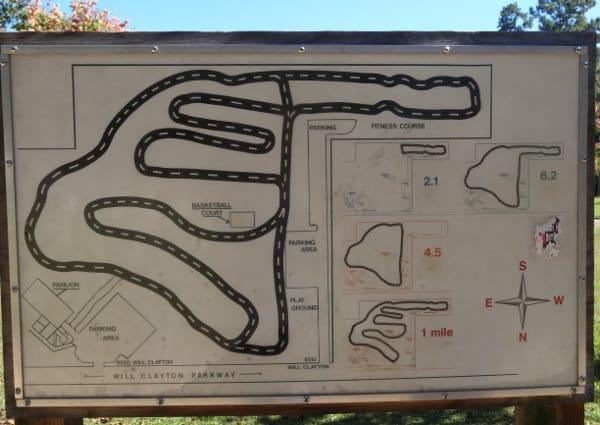 Schott Park Map