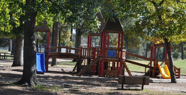 Collins Park Small Playground