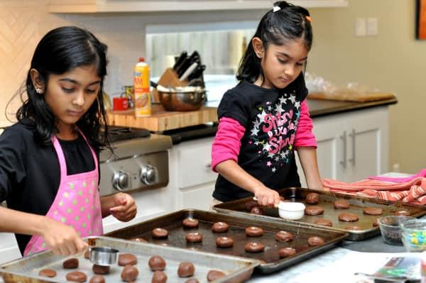 Cookies on the Pan