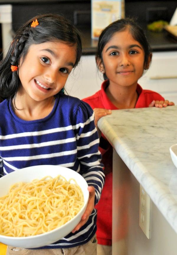 Cute Simple Spaghetti