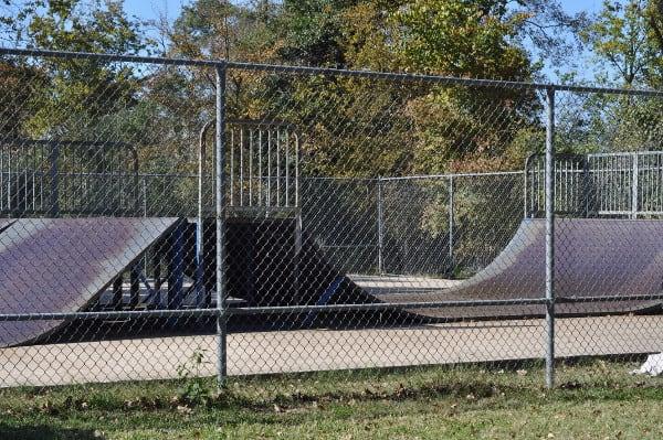 Don and Sylvia Collins Park Skate Park