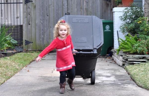 Garbage Woman Brooke