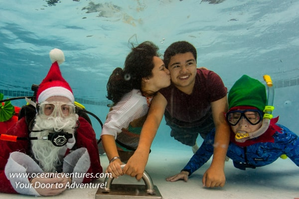 Janie Selph Fun2Go Misters Scuba Santa