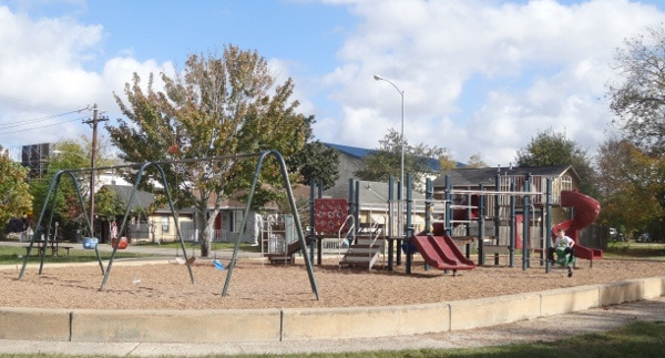 Lawrence Park Playground