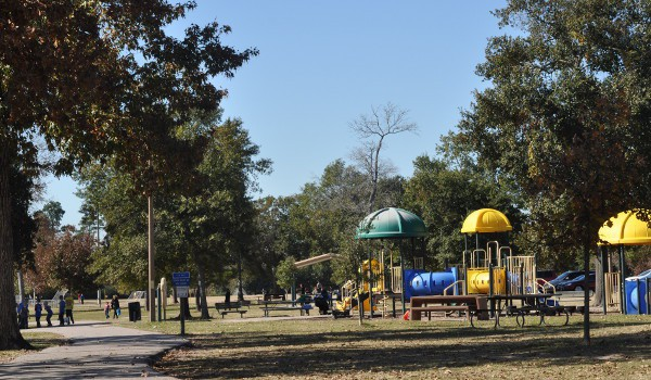 Meyer Park Playground and Path
