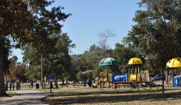 Meyer Park Playground and Path