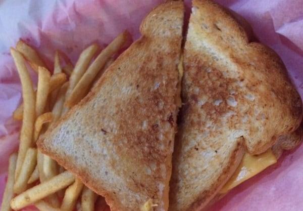 Skeeters Grilled Cheese