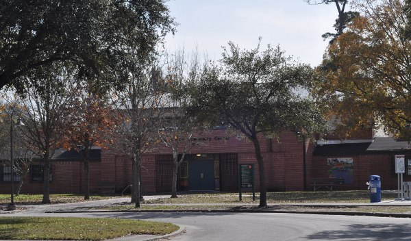 Community Center at Stude Park Houston Heights