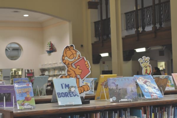 Heights Library Kids Area