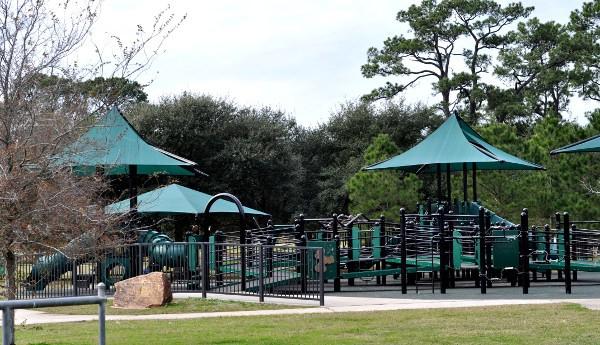 Memorial Park Playstructure