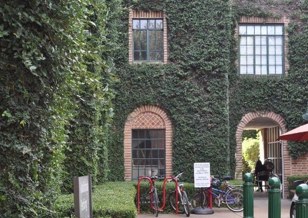 Montrose Library Front Door