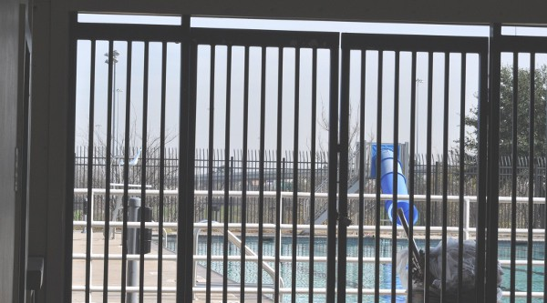 Pool at Stude Park Houston Heights