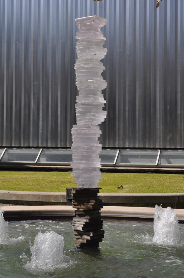 Sculpture at Contemporary Arts Museum