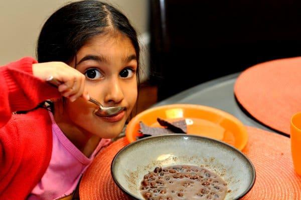 Big Bite of Black Bean Soup1