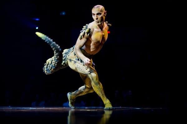 Cirque du Soleil Character Cali CWP_093