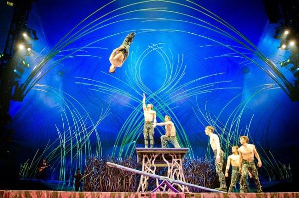 Cirque du Soleil Teetorboard CWP_173