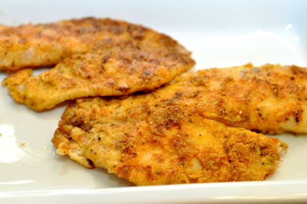 Cornmeal Crusted Tilapia1