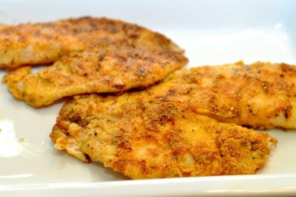 Cornmeal Crusted Tilapia1