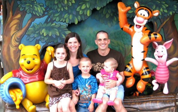 Emily Family at Walt Disney World