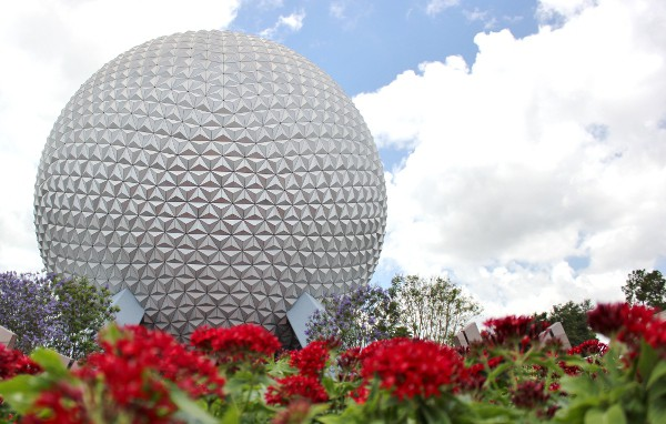 Epcot Center Walt Disney World