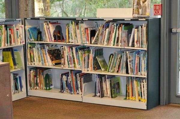 Houston Arboretum Library